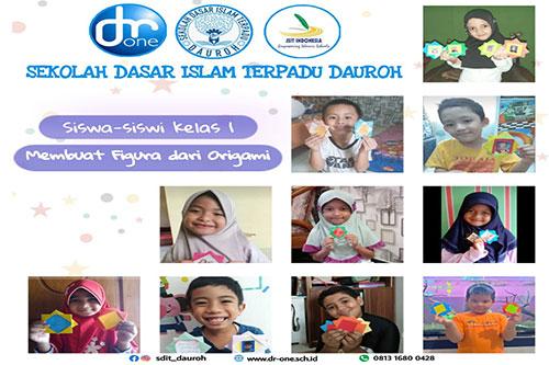image KBM siswa saat Ramadhan 1441 H
