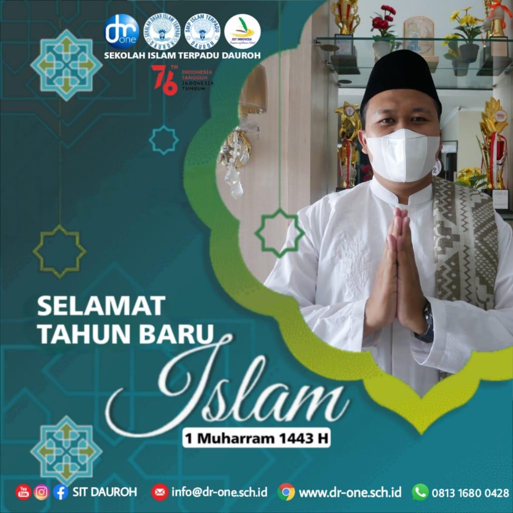 Selamat Tahun Baru Islam 1443 Hijriah